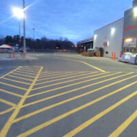 Parking Lot Painters of NS - Pavement Marking Line Striping