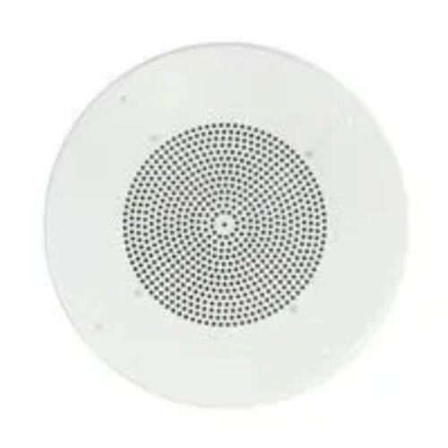 """8"""" Ceiling Speaker with Baffle 70V 10 Watts"""