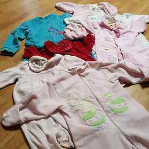 Vêtements fille 6 å 9 mois