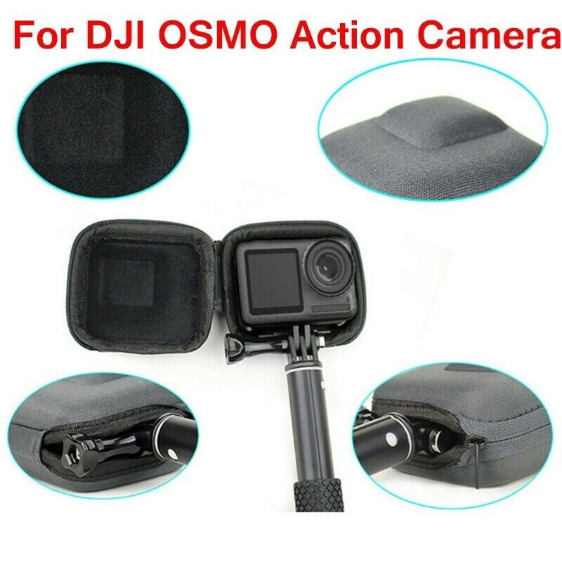 For DJI OSMO Action Camera Mini Protective Storage Box Carry
