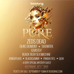 Pure 2017 tickets