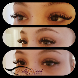 Temporary or Permanent Mink Eyelash Extensions West Island West Island Greater Montréal image 2