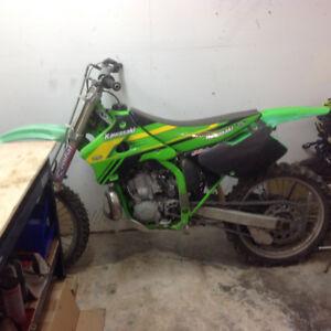 94 Kawasaki KX 250