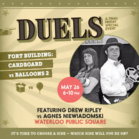 Duels: A Final Friday Special Event