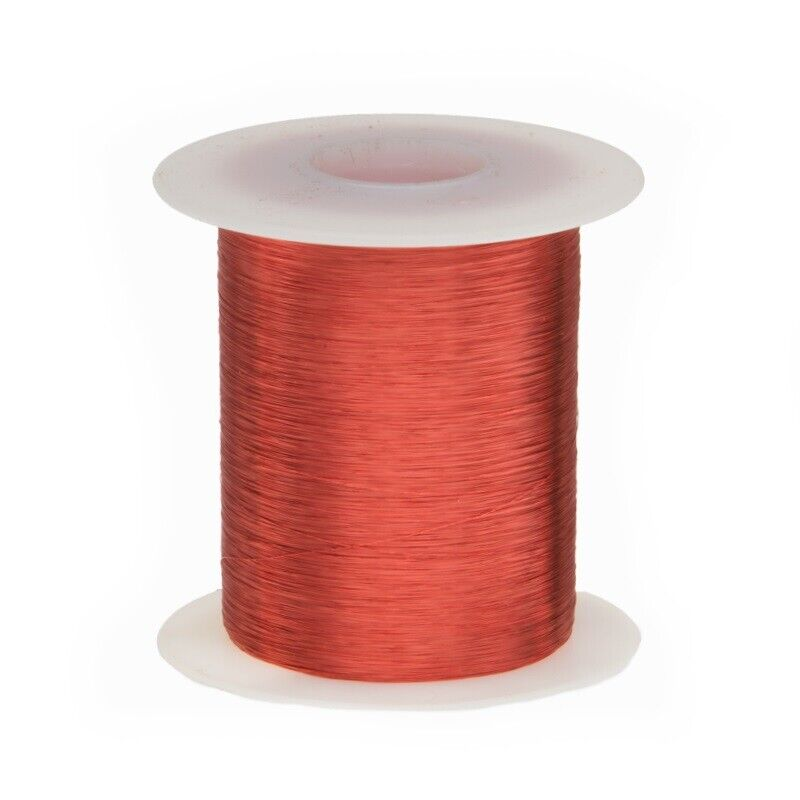 36 AWG Gauge Heavy Copper Magnet Wire 2 oz 1548