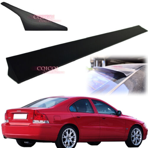 Painted Volvo 01~08 S60 1st generation Sedan V1 type Roof Spoiler All Color ◎