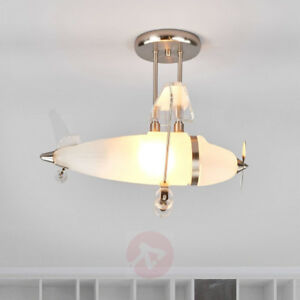 Kids Airplane Ceiling Light
