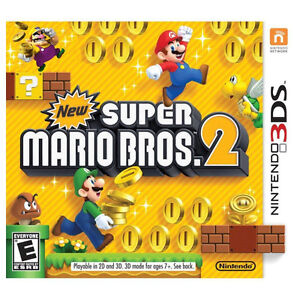New Super Mario Bros. 2 - Like New