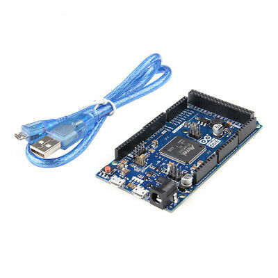 Due R3 Sam3x8e 32-bit Arm Cortex-m Control Board F Arduino Module Cable Te223 M
