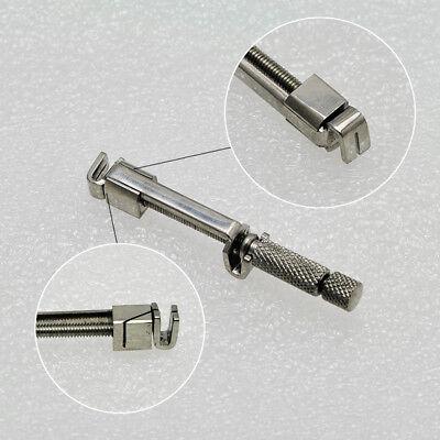6 pcs Denshine Dentist Safty Matrix Tofflemire Retainer Universal Bands Dental