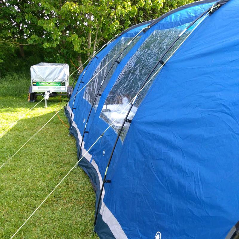 Gelert Horizon 6 tent | in Earlston, Scottish Borders | Gumtree