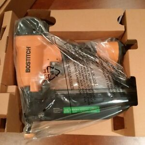 Bostitch 18 gauge finishing Brad nailer (Brand New)