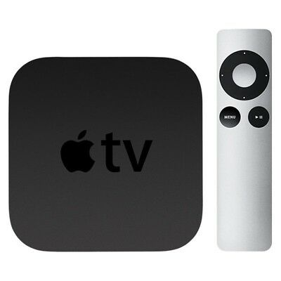Apple TV (3rd Generation) 8GB HD Media Streamer - A1427 with remote & HDMI Cable