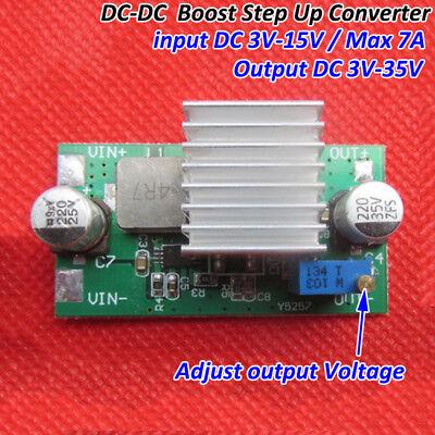Dc-dc Step Up Boost Volt Converter 3v-15v To 5v 6v 9v 12v 24v Power Supply Board