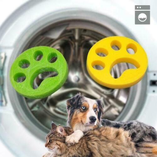 Neu Fusselpfote: Tierhaare beim Waschen und Trocknen entfernen DE