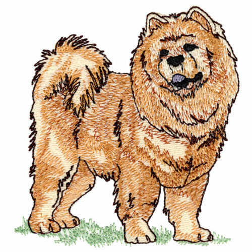 Chow Chow Dog Bath TOWEL EMBROIDERED PERSONALIZED