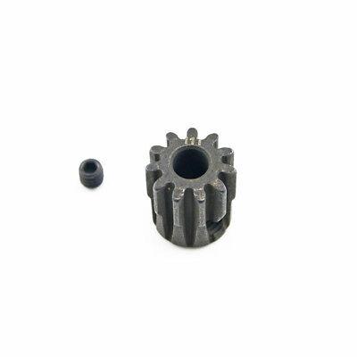 HobbyStar MOD1 Pinion Gear 11T Hardened Steel 5.0mm Bore, 5mm M1 1.0 11 Tooth ()