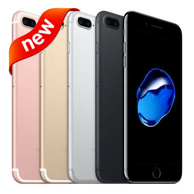NEW Apple iPhone 7 PLUS   - All Colors & Capacity