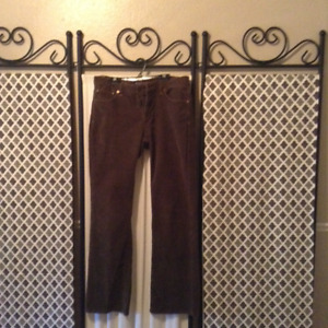 Polo (by Ralph Lauren) Brown Cord Pants