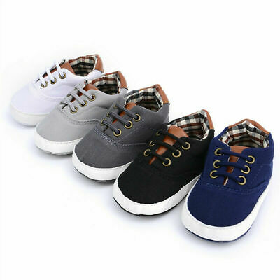 Toddler Newborn Infant Sneakers Baby Boy Girl Soft Sole Crib Shoes Prewalker