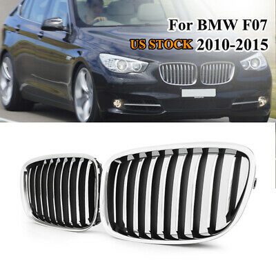 Front Left & Right Grille Grill for BMW F07 Gran Turismo 535i GT 550i 2010-2016