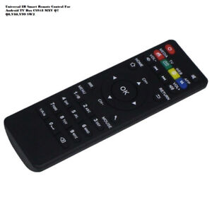 Android remote control for tv boxes. Works with many boxes V88 e