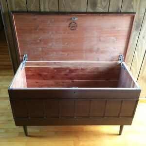 """Red Seal"" Cedar Chest"