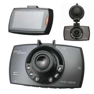 Car DVR Vehicle Camera Video Recorder HD LCD 1080P