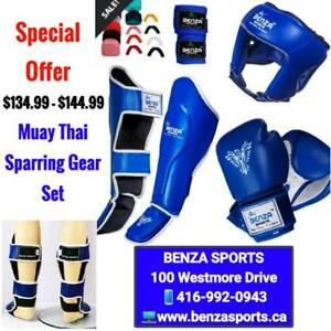 Shin Guard, Taekwondo Shin in Step, Karate Shin Guard only @ BENZA SPORTS
