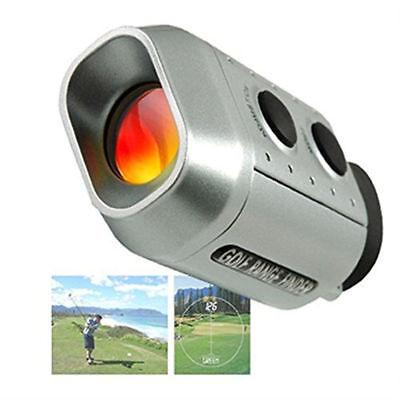 Golfscope 7X18 Golf Monocular Rangefinder Distance Meter Speed Finder 850M FO6
