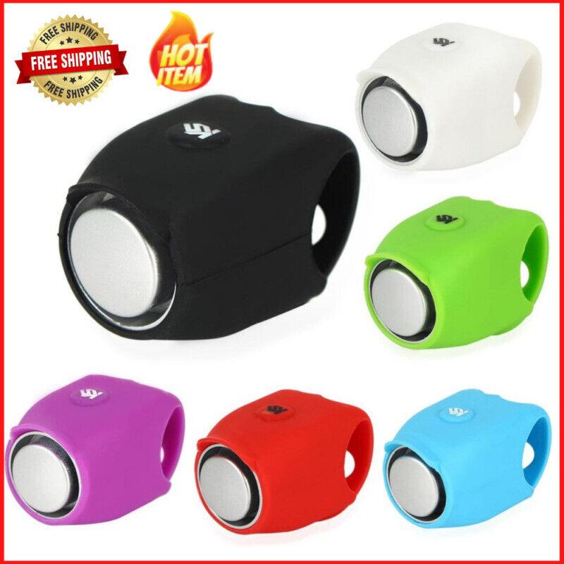 Bicycle Electric Bells Bike Ring Electronic Horn Loud Rainproof Super Horn US