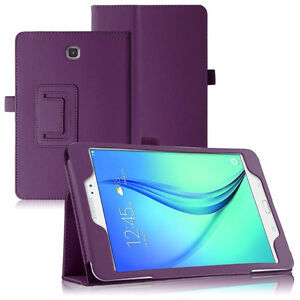 Folding folder stand case for Samsung Galaxy Tab E 9.6 inch Cornwall Ontario image 7
