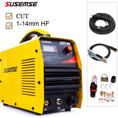 Igbt Plasma Cutting Machine Cut50 Hf Air Cut 14 Mm 50a 110220vconsumables