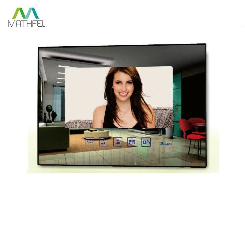 2 draht video t rsprechanlage gegensprechanlage 2x 7 zoll monitor klingel farb eur 279 00. Black Bedroom Furniture Sets. Home Design Ideas