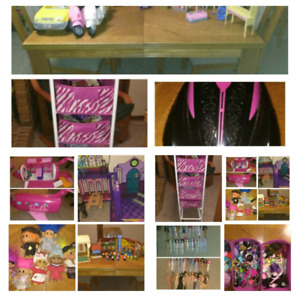 Toy sale. 1 day sale monster high, barbie, trolls, littlepeople
