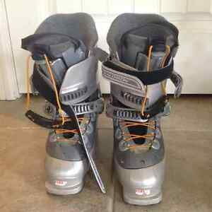 Ladies Solaman ski boots