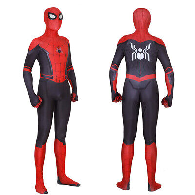 Spiderman Spinne Kostüm Karneval Miles Morales Spider Kostüm Kinder Cos - Miles Morales Kostüm Kinder