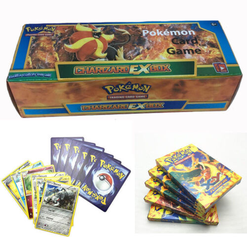 Pokemon TCG Card Bundle! 408PCS Cards HOLOS GUARANTEED EX, MEGA Mixed