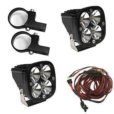 Baja Designs Squadron PRO LED Light 2' Horiz Mount Yamaha YXZ1000R