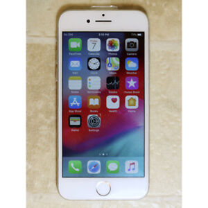 Apple iPhone 7 128GB unlocked used works good white color