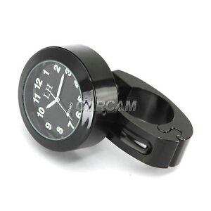 BK Handlebar Mount Clock For Suzuki Katana GSX 600 650 750 1100