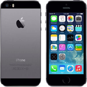 iPhone 5S 16GB - Locked to Bell - Grade A