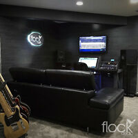 Flock Audio Recording Studios - (Offering Affordable Rates)