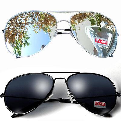 2 Stück Sonnenbrille Pilotenbrille Damen Herren Pornobrille Brille Verspiegelt