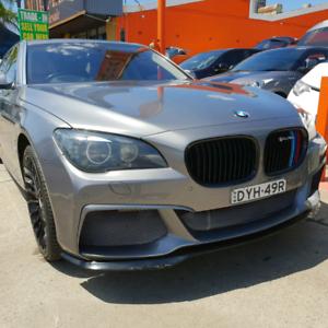 2009 BMW 740LI  7 series long wheel base Granville Parramatta Area Preview