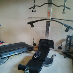 Weider Cross Bow 1500x (Bow Flex Style) Gym Peterborough Peterborough Area image 1