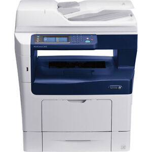XEROX WORKCENTRE 3615 BLACK & WHITE ALL IN 1 LASER PRINTER