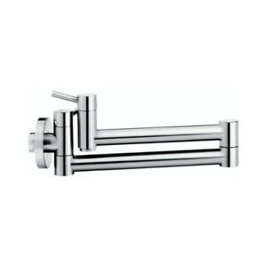 Blanco 400525 Cantata Wall Mounted Pot Filler