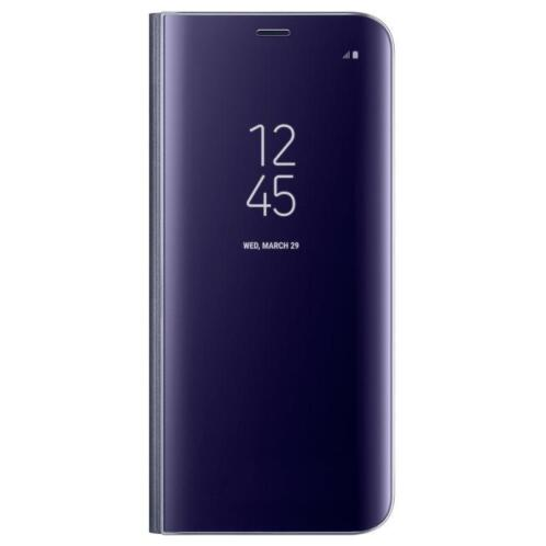 Galaxy S8 Clear View Standing Cover violet EF-ZG950CVEGWW