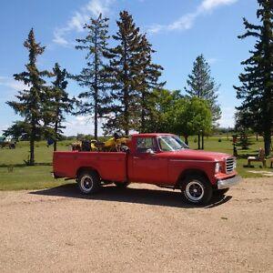 Studebaker Champ Truck